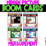 Boom Cards   Hidden Pictures Measurement