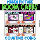 Boom Cards   Hidden Pictures Money