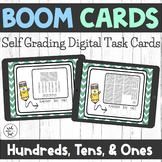 Boom Cards - Hundreds Tens and Ones Place Value