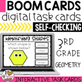 Boom Cards Identify 2-Dimensional Shapes