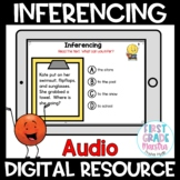 Boom Cards Inferencing Reading Comprehension
