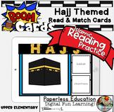 FREE Boom Cards | Islamic Studies- Hajj | Read And Match