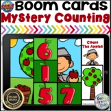 Boom Cards Johnny Appleseed  Mystery Picture Counting to Ten