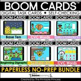 Boom Cards™ Bundle 1 Kindergarten Distance Learning | Digi