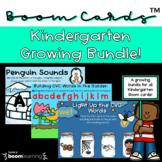 Boom Cards™️ Kindergarten Growing Bundle