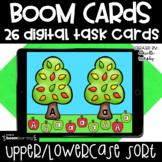 Boom Cards Kindergarten l Letter Sort Distance Learning