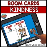Boom Cards Kindness Activities for Social Emotional Learni
