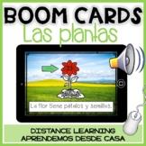 Boom Cards LAS PLANTAS: ciclo de vida, partes y necesidades   Distance Learning