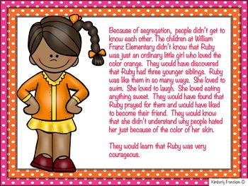 Boom Cards: Let Me Tell You About Ruby Bridges