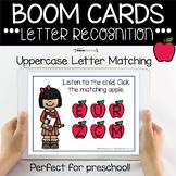 Boom Cards Letter Recognition for Preschool