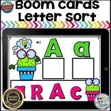 Boom Cards Letter Sort - Cactus