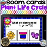 Boom Cards Life Cycle of the Plant