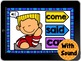 Boom Cards Listen and Find the Sight Words - Dolch Pre-Primer