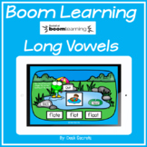 Boom Cards Long Vowels