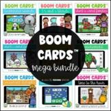 Boom Cards MEGA Bundle! | Distance Learning Resource
