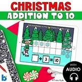 Boom Cards Making Ten Christmas