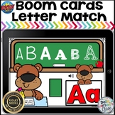 Boom Cards Matching Fonts - Bears