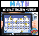 Boom Cards Math 50 and 100 Chart Number Sense Number Order