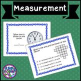 Boom Cards- Measurement TEI- VA SOL
