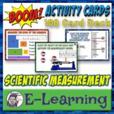 Boom Cards   Middle School Science: Scientific Measurement