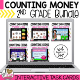 Boom Cards Money Bundle (2nd grade)