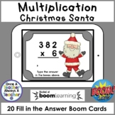 Boom Cards • Multiplying a 3 Digit Number with Regrouping