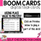 Boom Cards Multiplying by a Multiple of 10