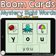 Boom Cards - Mystery Sight Words BUNDLE Vol. 1-4