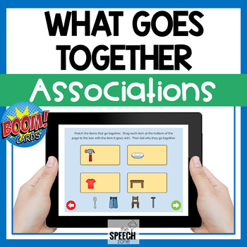 Boom Cards No Print Identifying and Explaining Associations