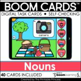 Boom Cards™ Nouns | Kindergarten Distance Learning