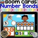 Boom Cards Number Bond Addition