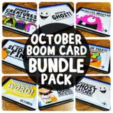 Boom Cards™️ October Bundle Pack