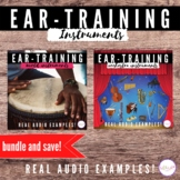 Boom Cards™ Orchestra and World Music Ear-Training Bundle