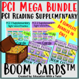Boom Cards™ PCI Reading Supplementary Year Long Mega Bundl