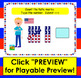 Boom Cards Patriotic Math: Tally Marks Counting to 20 - No Prep -Self-Correcting
