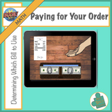 Boom Cards Paying for Your Order A Functional Life Skills