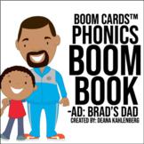 Boom Cards™️ Phonics Boom Book: Brad's Dad