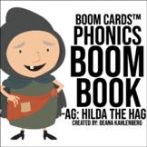 Boom Cards™️ Phonics Boom Book: Hilda the Hag