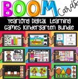 BOOM Kindergarten Digital Learning MEGA ELA and Math Growi