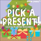 Boom Cards™️ Pick a Present!