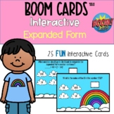 Boom Cards™ - Place Value 3 digit Digital Distance Learning