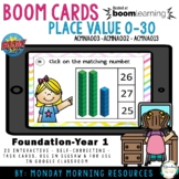 Boom Cards™ Place Value Numbers 0-10 - Distance Learning