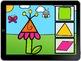 Boom Cards  Preschool Spring Matching 2D Shapes