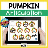 Boom Cards Pumpkin Articulation
