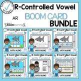 Boom Cards R Controlled Vowel AR Bundle