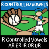 Boom Cards | R Controlled Vowels | Bossy R | ar er ir or ur | Distance Learning