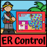 Boom Cards | R Controlled Vowels Games Board ER | Bossy R | Distance Learning