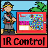Boom Cards | R Controlled Vowels Games Board IR | Bossy R | Distance Learning