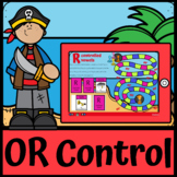 Boom Cards | R Controlled Vowels Games Board OR | Bossy R | Distance Learning