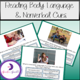 Boom Cards - Reading Body Language & Nonverbal Cues (Distance Learning)
